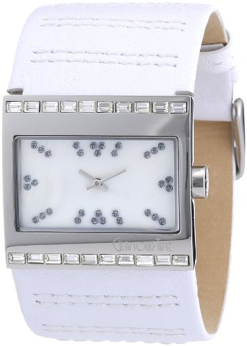 Glamour Time Damenarmbanduhr Fashion GT110ST3 1wh