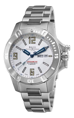 Ball Engineer Hydrocarbon Spacemaster Uhr COSC DM2036A SCAJ WH