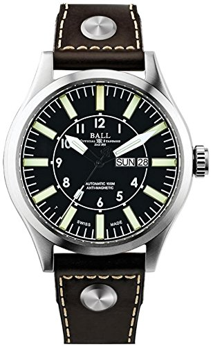 Ball Engineer Master II Aviator NM1080C L3 BK