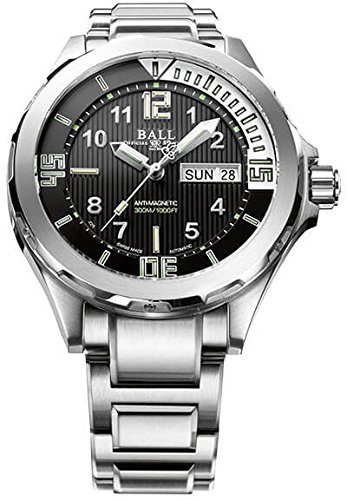 Ball Engineer Master II Diver DM3020A SAJ BK