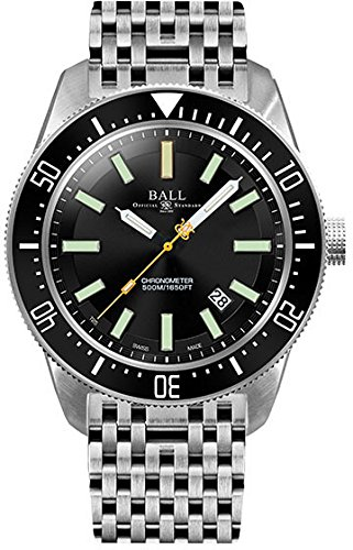 Ball Engineer Master II Skindiver II DM3108A SCJ BK