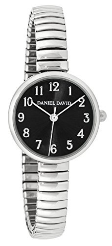 Daniel Daniel Armband Metallic verstellbar silber dd15801