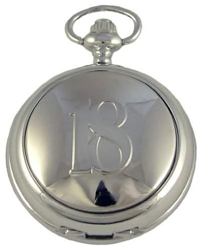 A E Williams Herren-Armbanduhr Analog Formgehaeuse weiss 4961B18SK