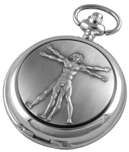 A E Williams Herren-Armbanduhr Analog Formgehaeuse weiss 4971SK