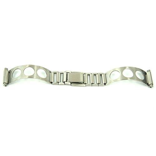 Metall Tropen Armbanduhr Band 16 mm T M 20 mm