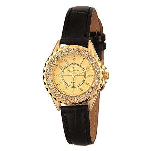 Keine Armbanduhr Kim Jade mit Swarovski Kristallen 2033lgblg Damen