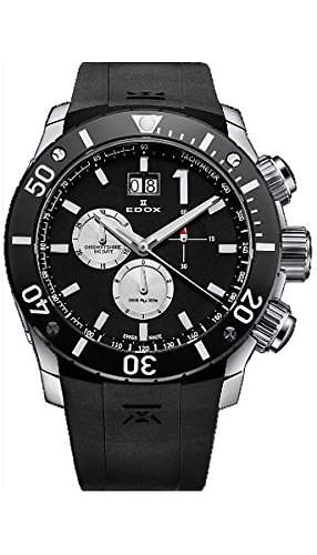 Edox Class 1 Chronoffshore Chronograph Big Date 10020 3 NIN3