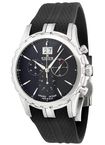 Edox Grand Ocean Chronograph Big Date 10023 3 NIN
