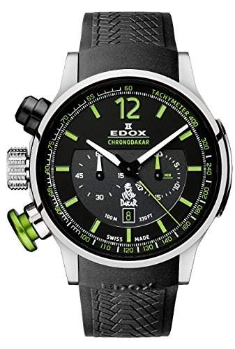 Edox Chronorally Chronodakar -Limited Edition 2015- 10303 TIN NV