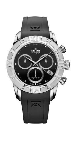 Edox 10405 3 NIN Royal Lady Damen Chronograph