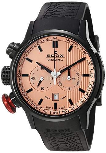 Edox Chronorally Herrenuhr Chronorally 10302 37N ROIN
