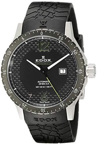 Edox Chronorally1 Herrenuhr Automatic 80094 3N NV