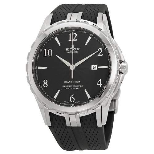 Edox Grand Ocean Automatik Chronometer 80077 3 NBN