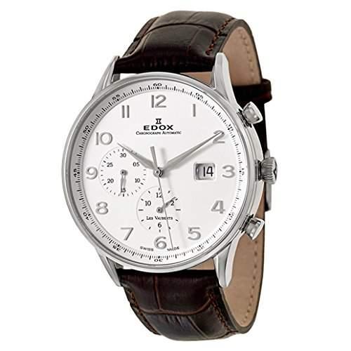 Edox Les Vauberts Chronograph Automatic 91001 3 ABN