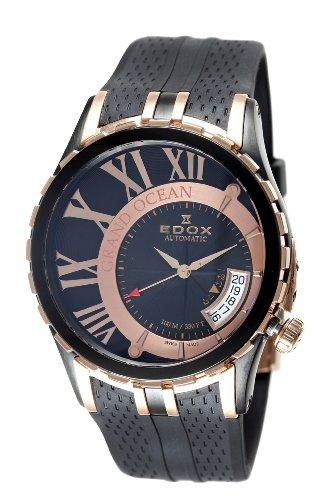 Edox Herren 82007 357RN NIR Automatic Date Grand Ocean Uhr