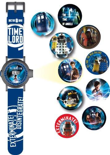 Dr Who Digital Kunststoff blau DR126