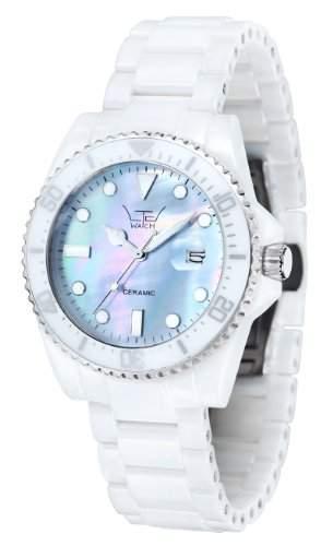 LTD Watch Unisex-Armbanduhr Analog Keramik 0 LTD 020604