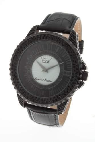 LTD Watch Unisex-Armbanduhr Analog schwarz LTD 270111