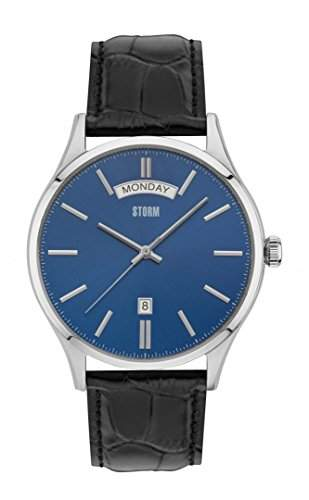 STORM London Herrenuhr Dudley Blue 47282B