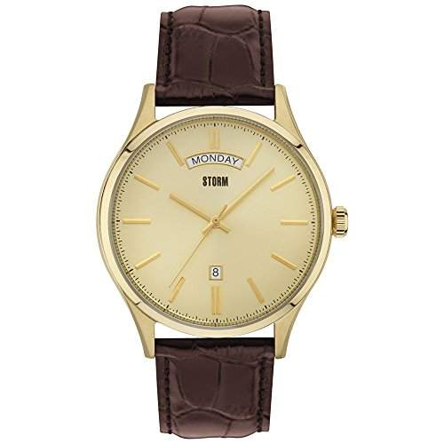 STORM London Herrenuhr Dudley Gold 47282GD