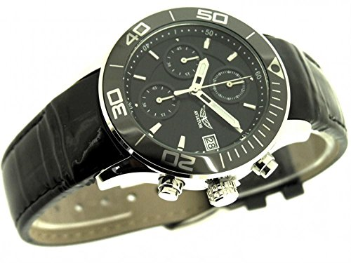 Aviator Damen Armbanduhr multifunktionales Zifferblatt