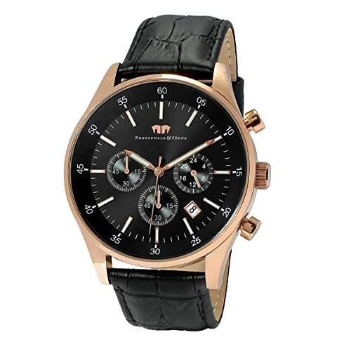 Rhodenwald & Soehne Herrenuhr Goodwill 10010076 Chronograph Herrenuhren Armbanduhr Uhren Uhr Armbanduhren Herren