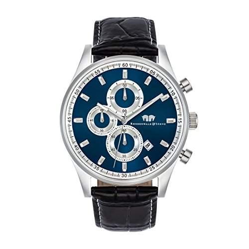 Rhodenwald & Soehne Herrenuhr Galando 10010103 Chronograph Herrenuhren Armbanduhr Uhren Uhr Armbanduhren Herren