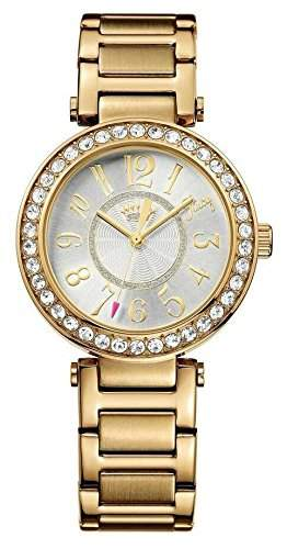 Juicy Couture 1901151 Luxe Couture Gold Damen Uhr Steel
