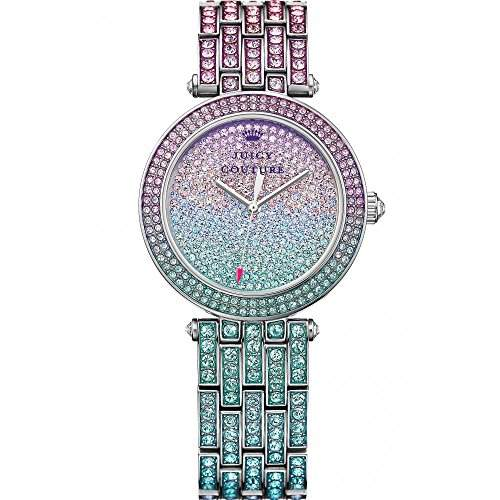 Juicy Couture 1901246 Luxe Couture Damen Uhr Steel