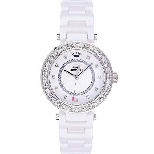 Womens Juicy Couture 1901259 Ceramic Watch