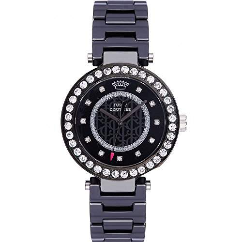 Womens Juicy Couture 1901260 Ceramic Watch