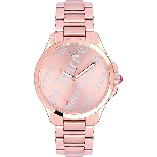 Womens Juicy Couture 1901278 Stainless Steel Watch