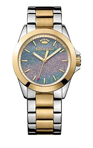 Juicy Couture Malibu 1901286 Womens Stone Set Watch