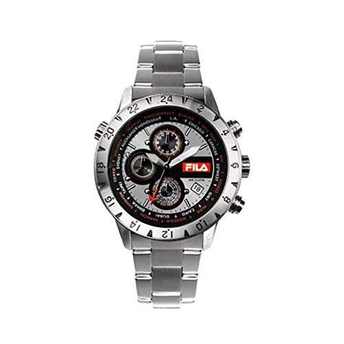 FILA Herrenuhr Armbanduhr Quarz 38-007-002 FILACASUAL Sport Chronograph