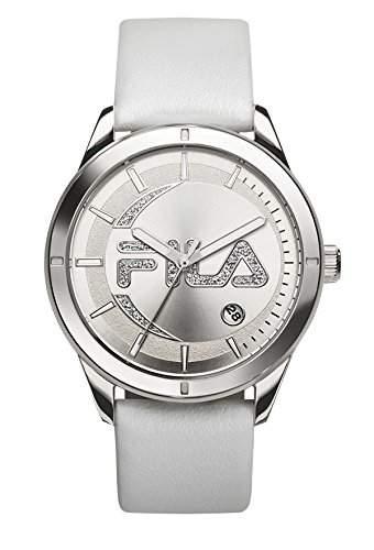FILA Damenuhr-Armbanduhr Fashion Quarz 38-079-004 FILASHION Silber Weiss