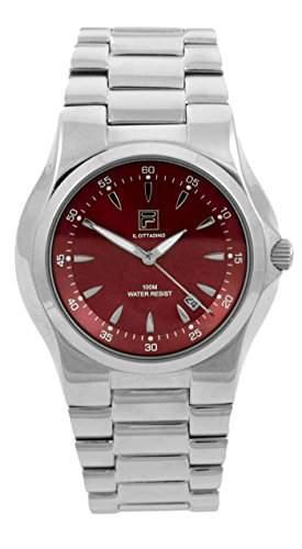 Fila Herren-Armbanduhr Analog Quarz Edelstahl 501220