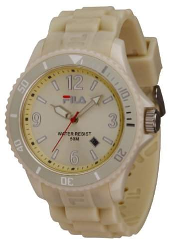 Fila Unisex-Armbanduhr Analog Silikon FA-1023-38