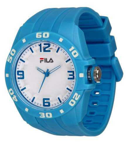 Fila Unisex-Armbanduhr Analog Quarz Plastik FA-1036-06