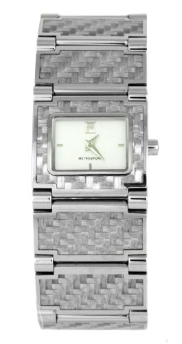 Fila Damen Armbanduhr Analog Quarz Edelstahl 507475