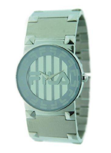 Fila Damen Armbanduhr Analog Quarz Edelstahl FA0848 12