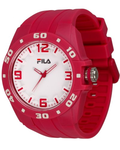 Fila Unisex Armbanduhr Analog Quarz Plastik FA 1036 05