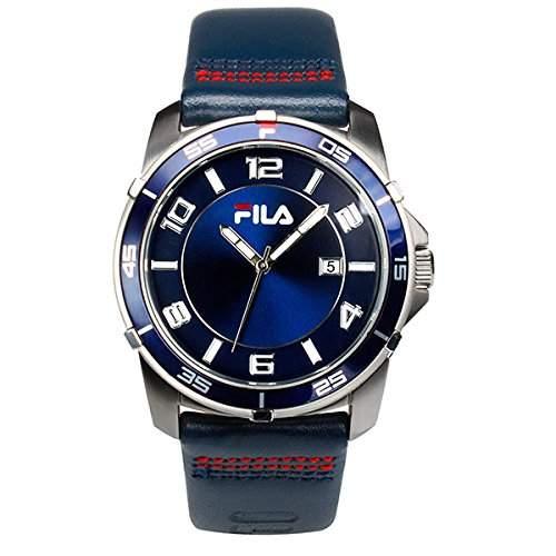 FILA Herrenuhr Armbanduhr Quarz 38-004-001 FILACTIVE Sport Blau