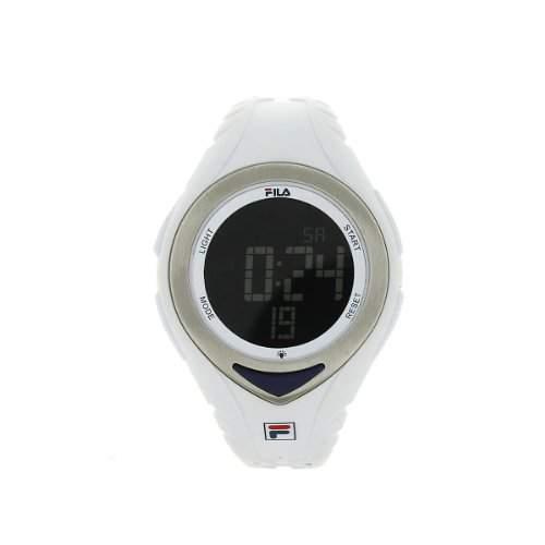 Fila Unisex-Armbanduhr FL38024002 Digital Quarzuhrwerk