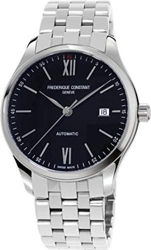 Frederique Constant Geneve Classic Index FC-303BN5B6B Herren Automatikuhr Sehr gut ablesbar