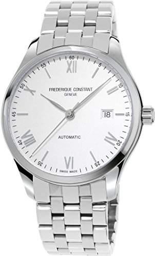 Frederique Constant Geneve Classic Index FC-303WN5B6B Herren Automatikuhr Sehr gut ablesbar