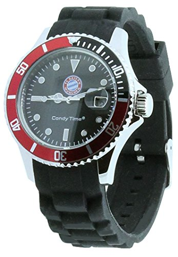 Original Bayern Muenchen Uhr NEU Candy Time by Madison MG3496A4