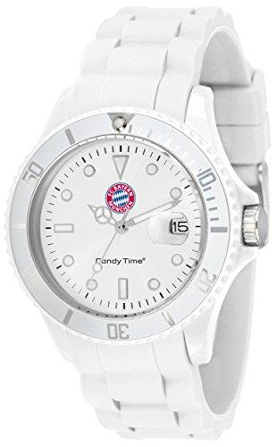 Original Bayern Muenchen Uhr NEU Candy Time by Madison Original U4167 1FCB