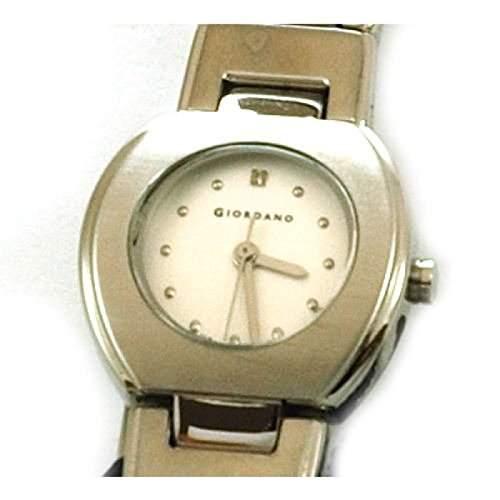 GIORDANO - 2073-2 Damenuhr mit Armband in Silbernem Farbton