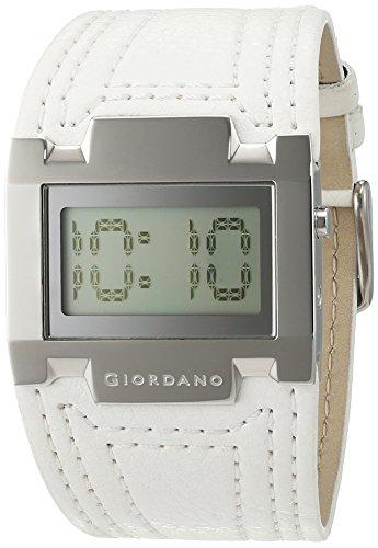 Giordano Unisex Armbanduhr Digital Quarz Leder 2215 04