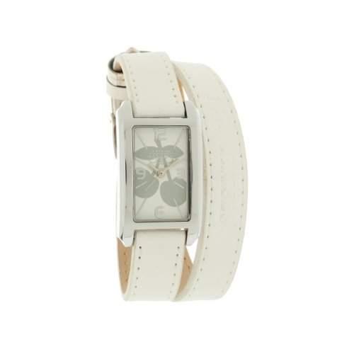 Le Temps des Cerises Damen-Armbanduhr Tc78 Analog Quarz Weiss TC78WTC